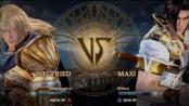 SoulCalibur 6 IRM (Maxi) VS Sandman (Siegfried) 2019.2.4