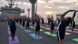 为啥印度军队要在航母上大练瑜伽,难道瑜伽是新型致命武器?