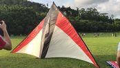 VLOG旅行:一个人就可以放超大风筝,这可以申请吉尼斯纪录吗?