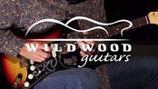 【壕琴放毒】这个爱 Fender Custom Shop Stevie Ray Vaughan Signature Stratocaster