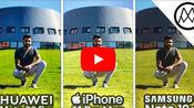 华为Mate 30 Pro vs iPhone 11 Pro Max vs Samsung Note 10 Plus相机测试比较!