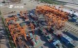 [吉林新闻联播]通化:借港内陆变沿海 向南开放结硕果