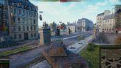 VK 168.01 (P) - 12 Kills - 1 vs 7 - World of Tanks Gameplay
