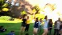 美国 San Diego KPop Flashmob...without arms.