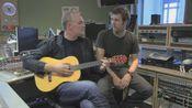 Greg Davies and Rhod Gilbert play a song