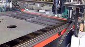 精密静音同步带直线模组xyz三轴滑台金属切割应用