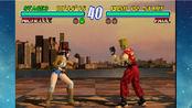 铁拳2 大叔的金牌杀手 印第安纳 米歇尔 打得对手头疼