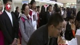 [东方新闻]复旦招聘会:招聘岗位较去年增加5% 文教领域较热门