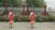 经典藏族舞《卓玛泉》化作我心中的爱恋 舞姿自然流畅 好看好学