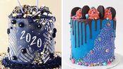最佳视频彩色蛋糕装饰创意 如何制作完美奶油2020  极限蛋糕【Extreme Cake】 - 20200118