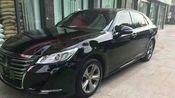 丰田皇冠2.5尊享版顶配--含车辆认证报告 17年6月