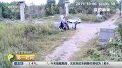 [第一时间]关注文物保护 江苏丹阳:南朝石刻遭盗拓 文物部门报警处理