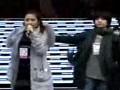 20091231udn 跨年晚會 S.H.E.綵排 演唱「不想長大」