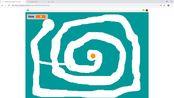 Scratch3.0系列 之 Steady Hand Maze Game