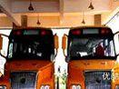"""【拍客】贵阳有5辆""""美[www.1518it.com]式校车""""两边安装了防撞系统"""