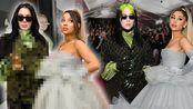 【中字】Niki&Gabi低成本重现A妹和碧梨2020格莱美穿搭|Recreating Billie and Ariana's 2020 Grammy Look