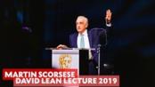 Martin Scorsese   David Lean Lecture 2019   BAFTA Podcasts