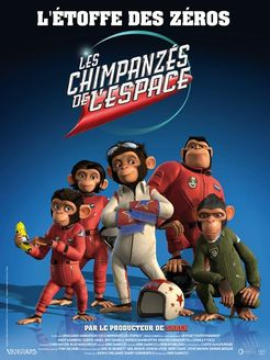 太空黑猩猩1
