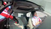 中国达人秀 80迈车速跳火圈 万分惊险