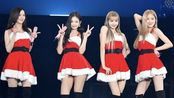 BLACKPINK LAST CHRISTMAS + RUDOLPH THE RED NOSED REINDEER舞台 1080p60帧
