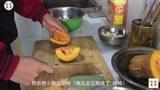 营养早餐,红薯南瓜粥养胃好帮手,香甜爽滑细腻微甜