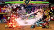 Samurai Shodown - Tam Tam vs Earthquake Gameplay