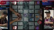 【游戏王wcs】游戏王世界赛小学生の部 1回戦の内、1試合 肛鬼VS闪刀