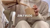 【治愈生活】 zin.t   字幕   韩国 日常 生活记录   VLOG 2020.2.18