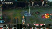 【英雄联盟S9李哥还是你李哥】SKT vs RNG SKT最后团战偷家语音曝光(中文字幕)可以看出这波团战主要是Faker在指挥。