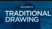 Photoshop数字绘画技术详解教程——2) Traditional Drawing(外挂字幕).Ctrl+Paint