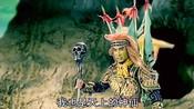 福禄寿三星报喜:瘟神也是神仙,可王母过寿却不清他,把他气坏了
