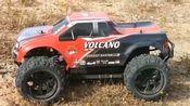 red cat volcano 大脚车 红猫 1/10 rc 大脚车 模型 rc模型 野跑 越野 monster truck 美式大脚