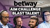 BLAST Pro Series Talent Play Aim_Challenge - Ft. Bardolph, Launders, Pimp & Mani