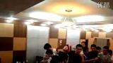 武汉大学水利水电学院06级11班大二分班明珠园聚餐