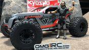 kyosho 京商 fazer 2 mk2 rage 2.0大脚 大脚车 monster truck 新车测试 rc rc 遥控模型