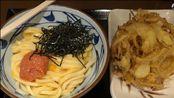 【京都美食】手工现做乌冬面配无菌蛋一碗30RMB!是的仅仅只有面和蛋