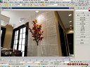 全景导出器及PS在室内效果图制作中的综合应用