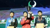 樊振东帮马龙复仇,还张本智和一个4-2,勇夺冠军成世界杯三冠王