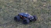 zd racing 兴耀华 国产 1/8 pirates 3 新大脚车 first bash 3s 4s 电池飞坡 测试 bmx 赛道 rc 遥控模型车 大脚