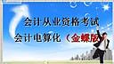 湖北省会计从业会计电算化金蝶软件实务模拟考试系统  河南省会计电算化软件