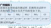 很难的pH计算? //是日精选题002【Tips4NEMT.2019.高考化学】
