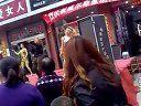 山西长治市 沁源县 美女舞蹈表演