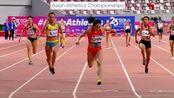 中国将WL放入4×100M金沙女子决赛|| 23RD亚洲田径锦标赛js678.com
