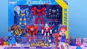核晶少年变形机甲机器人儿童玩具