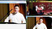 德云社济南巡演出现事故,女粉丝赠送的横幅内容让演员当场黑脸!