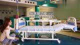 迈德斯特失能病人手动多功能家用医疗病床新MD-E50安装+功能讲解