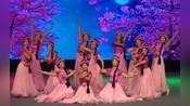 2019年泉州市第四届广场舞锦标赛总决赛《纳西情歌》--鲤城区海滨街道风轻云淡舞蹈队