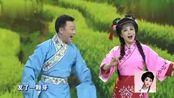 黄梅戏《打猪草.对花》选段,田岷 张辉 演唱,唱的太棒了!