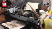 转行这么难?男子购买打印机制作假币被抓 曾多次因伪造货币罪被处理