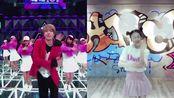 【王一博&宣璐】师姐真的是迷姐本人了,弟弟的创造101主题曲舞蹈,当然要会了!